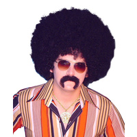 Wig - 'Mr Cool' Jumbo Frizzy Afro 13''