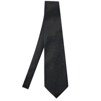 Gangster Necktie - Black