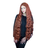 Wig - Ariel 'Mermaid' Long Auburn