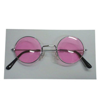 Glasses - Lennon Sunglasses - Pink