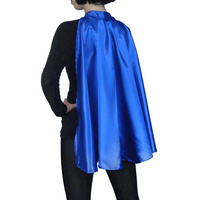 Super Hero Cape - Blue (Adult)
