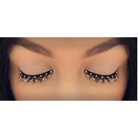 Eyelash - Criss Cross W/Sparkles