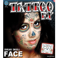 Sugar Skull Full Face