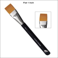 Acrylic Brush Flat 1 Inch
