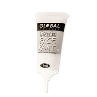 White Face Paint - 15Ml Tube