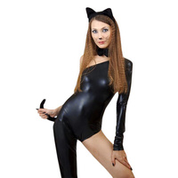 Adult Costume - Adult Cat Set (3 Pce)