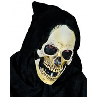 Hooded Grim Skull