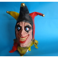 Latex Mask - Jester