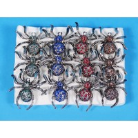 Ring - Spider Ring - Adjustable - Dozen