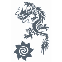 Tribal Dragon - Tribal