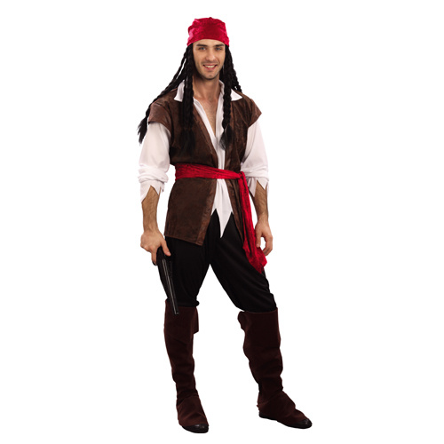 Adult Costume - Cool Pirate