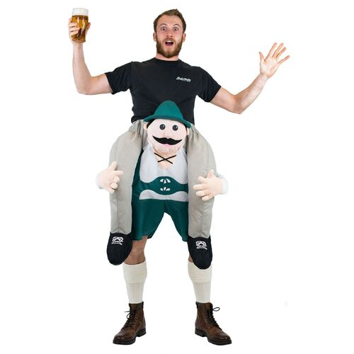 Lift You Up  Lederhosen Costume