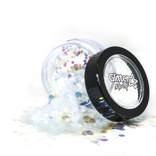 Fantasy Iridescent Chunky Loose Glitter - Unicorn Dreams - 3g